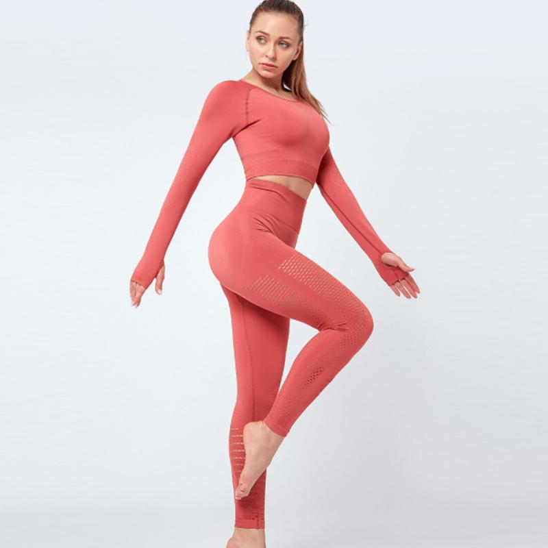 yoga-set-athlitiko-kolan-psilomeso-kai-makrymaniko-mpoustaki-rust-red-a7015