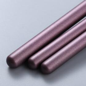 Σετ 12 Πινέλα Μακιγιάζ Purple Violet