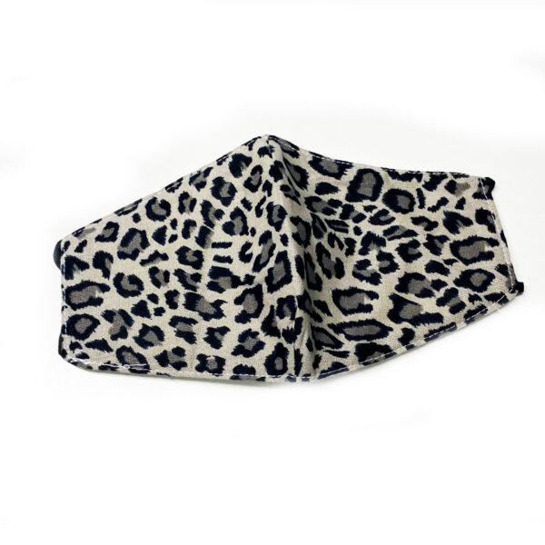 Μάσκα Πολλαπλών Χρήσεων Leopard - One Size