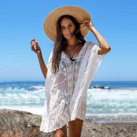 Cover-Up Bohemian Flower - One Size (FC60218)