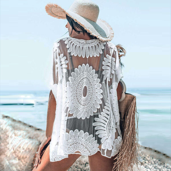 Cover-Up Bohemian Sun Flower - One Size (FC50213W)