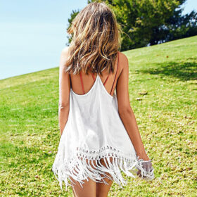 Cover-Up Bohemian Tassel - One Size (FC00003W)