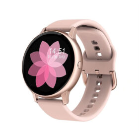 SmartWatch Silicone Strap ITR-S88 PRO Rose Gold