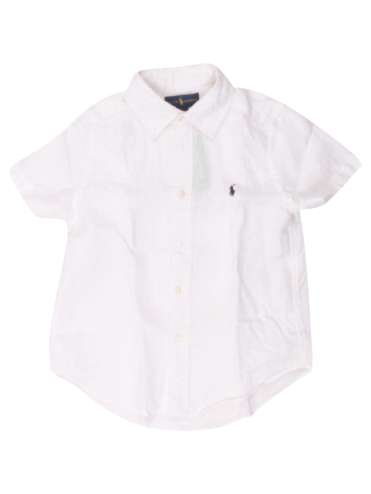 new product bde10 87046 Camicia Polo Ralph Lauren bianco | Armadio Verde