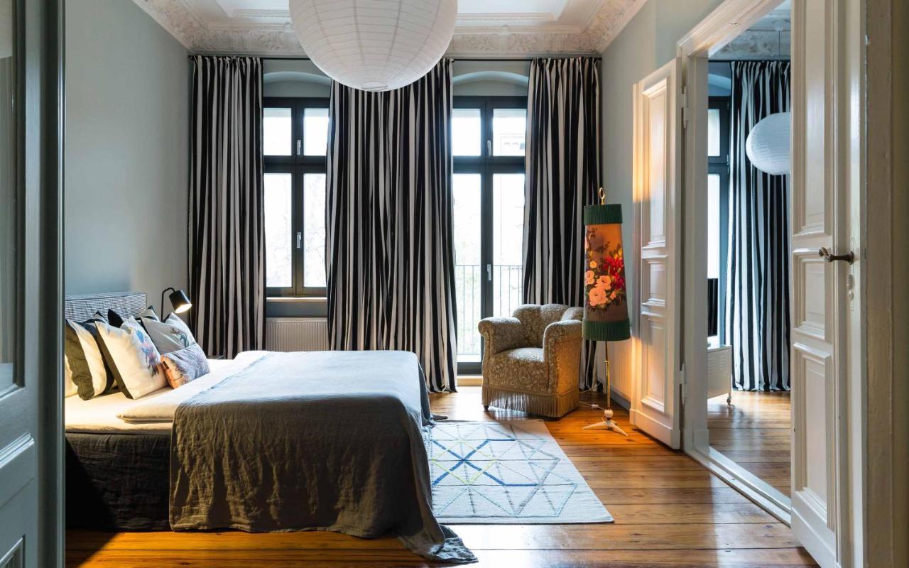 Haus mit zwei Schlafzimmern und Balkon in Berlin Ferienwohnung am Bodensee