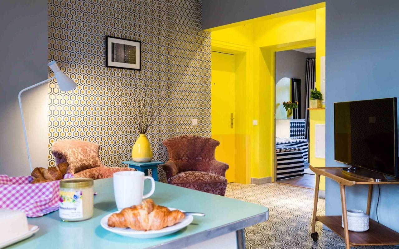Geraumige Wohnung mit Balkon - Zentrum von Berlin Ferienwohnung am Bodensee