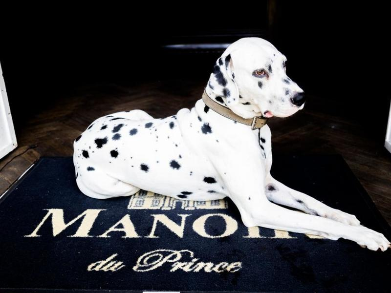 Le Manoir du Prince de Liege - Manoir 4