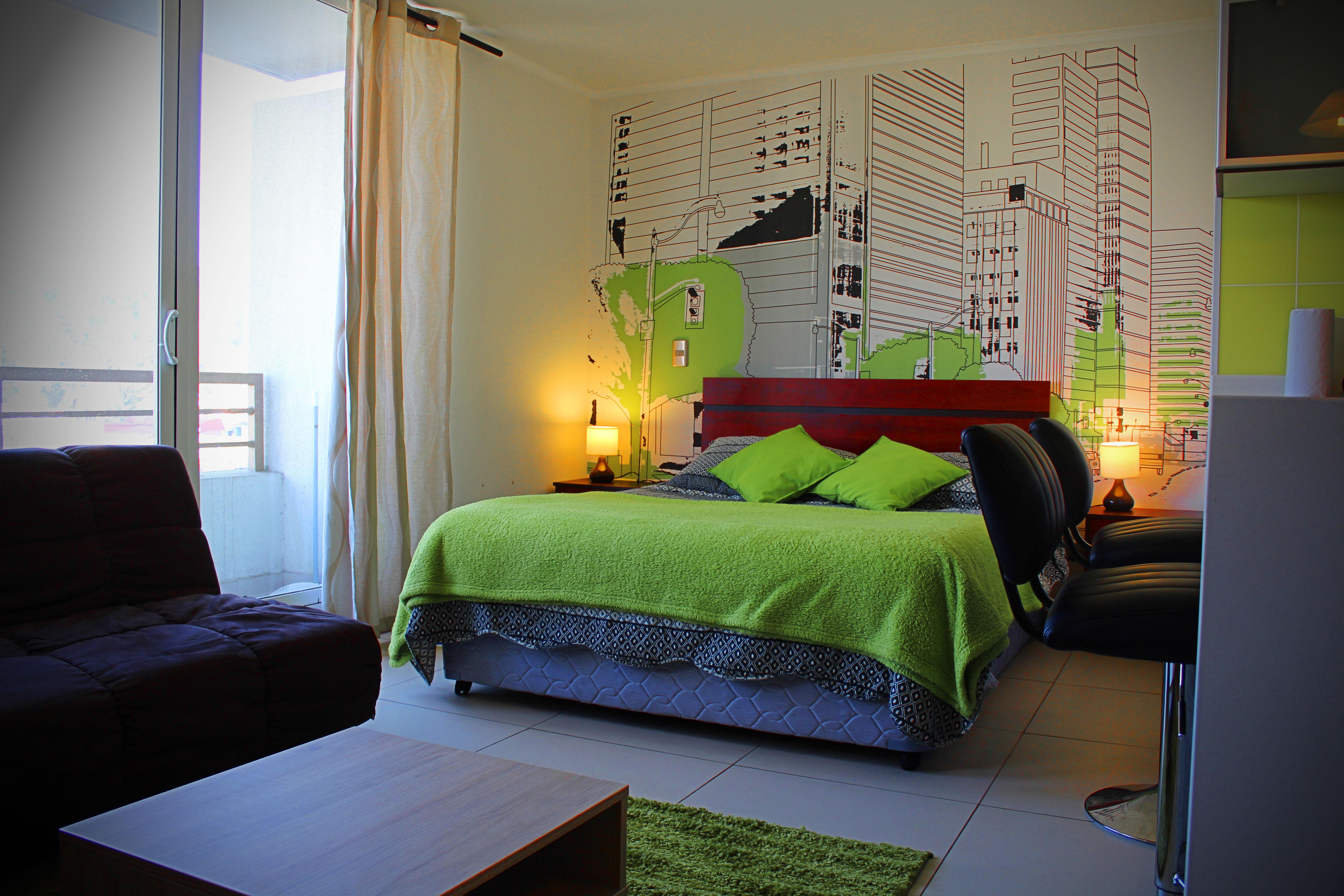 Studio Abteilung Vina Centro Ferienwohnung in Südamerika