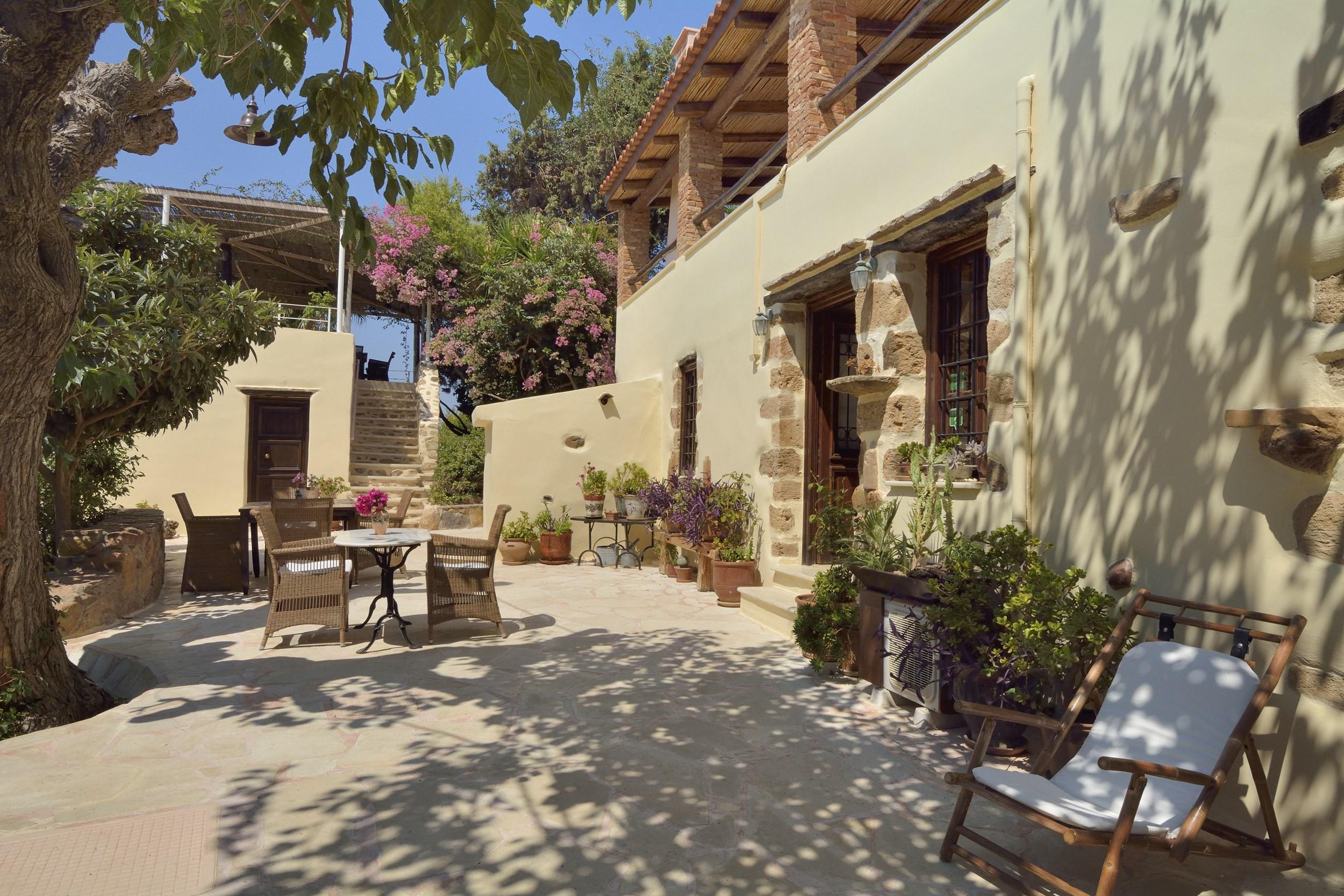 Holiday apartment Traditionelles Gstehaus zum Entspannen und Verjngen (2654597), Spilia, Crete North Coast, Crete, Greece, picture 9