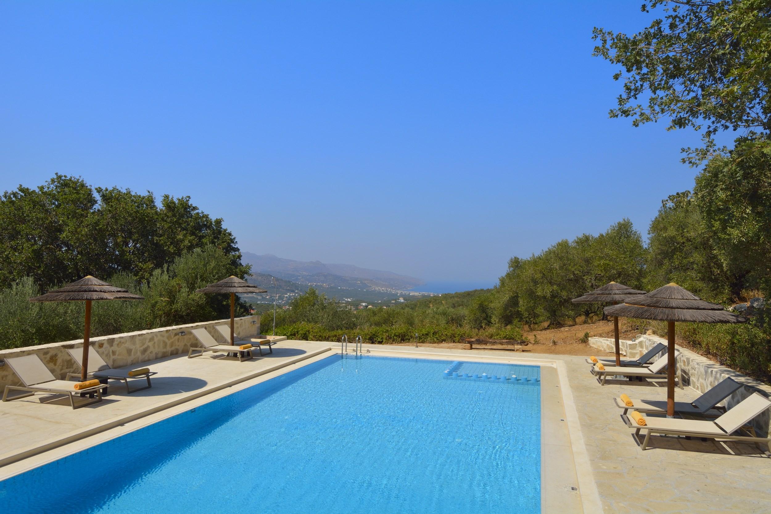 Holiday apartment Traditionelles Gstehaus zum Entspannen und Verjngen (2654597), Spilia, Crete North Coast, Crete, Greece, picture 16