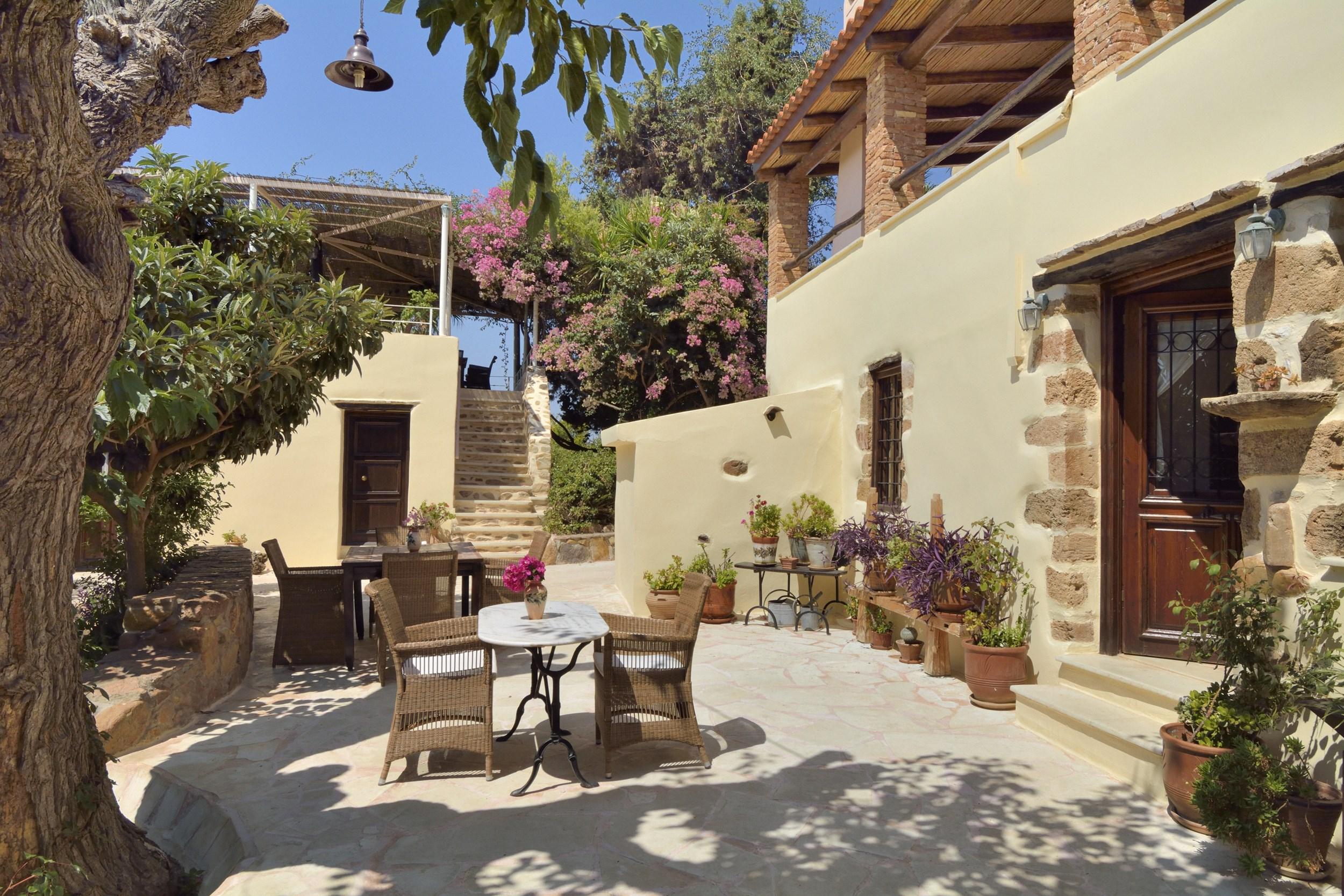 Holiday apartment Traditionelles Gstehaus zum Entspannen und Verjngen (2654597), Spilia, Crete North Coast, Crete, Greece, picture 13