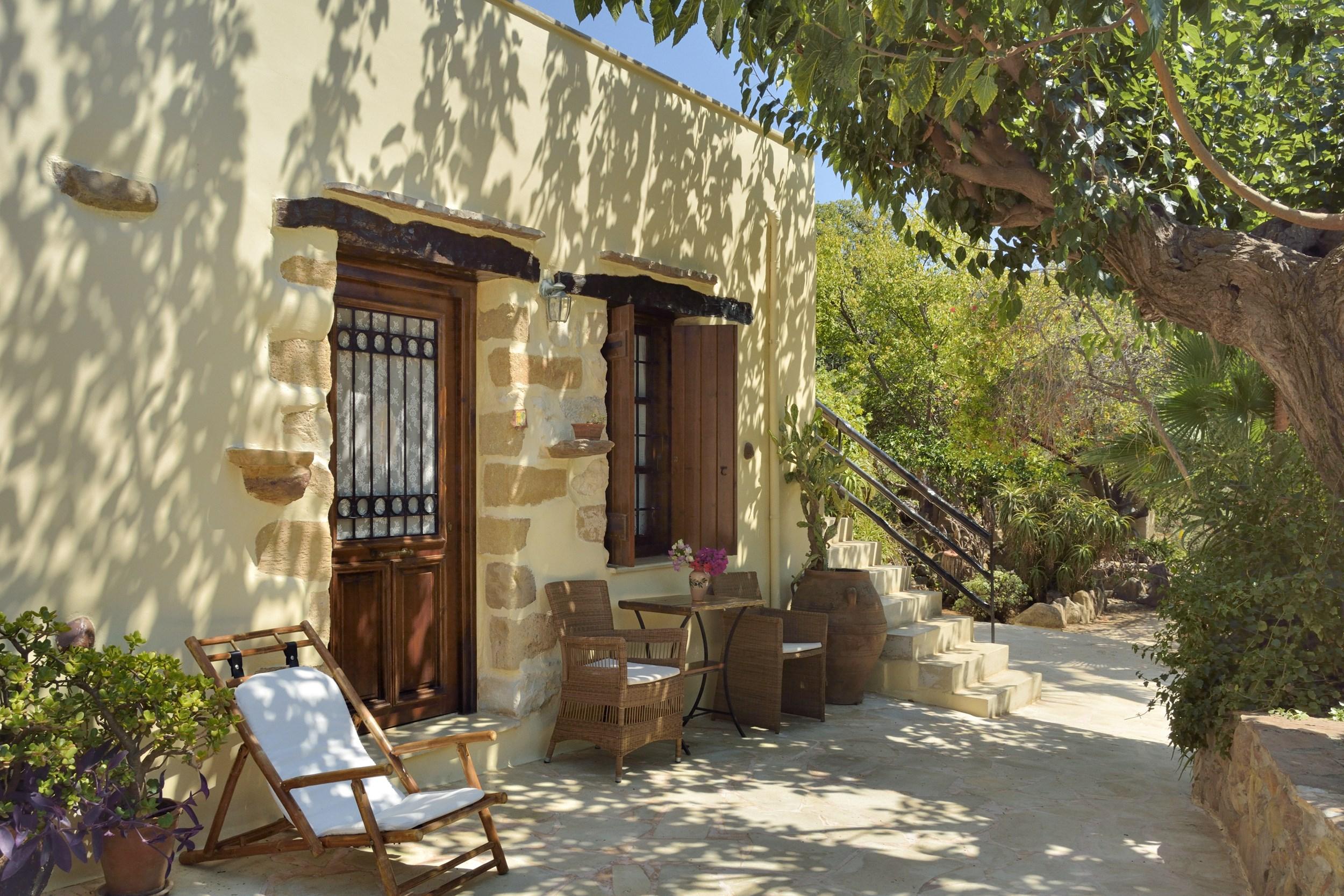 Holiday apartment Traditionelles Gstehaus zum Entspannen und Verjngen (2654597), Spilia, Crete North Coast, Crete, Greece, picture 12