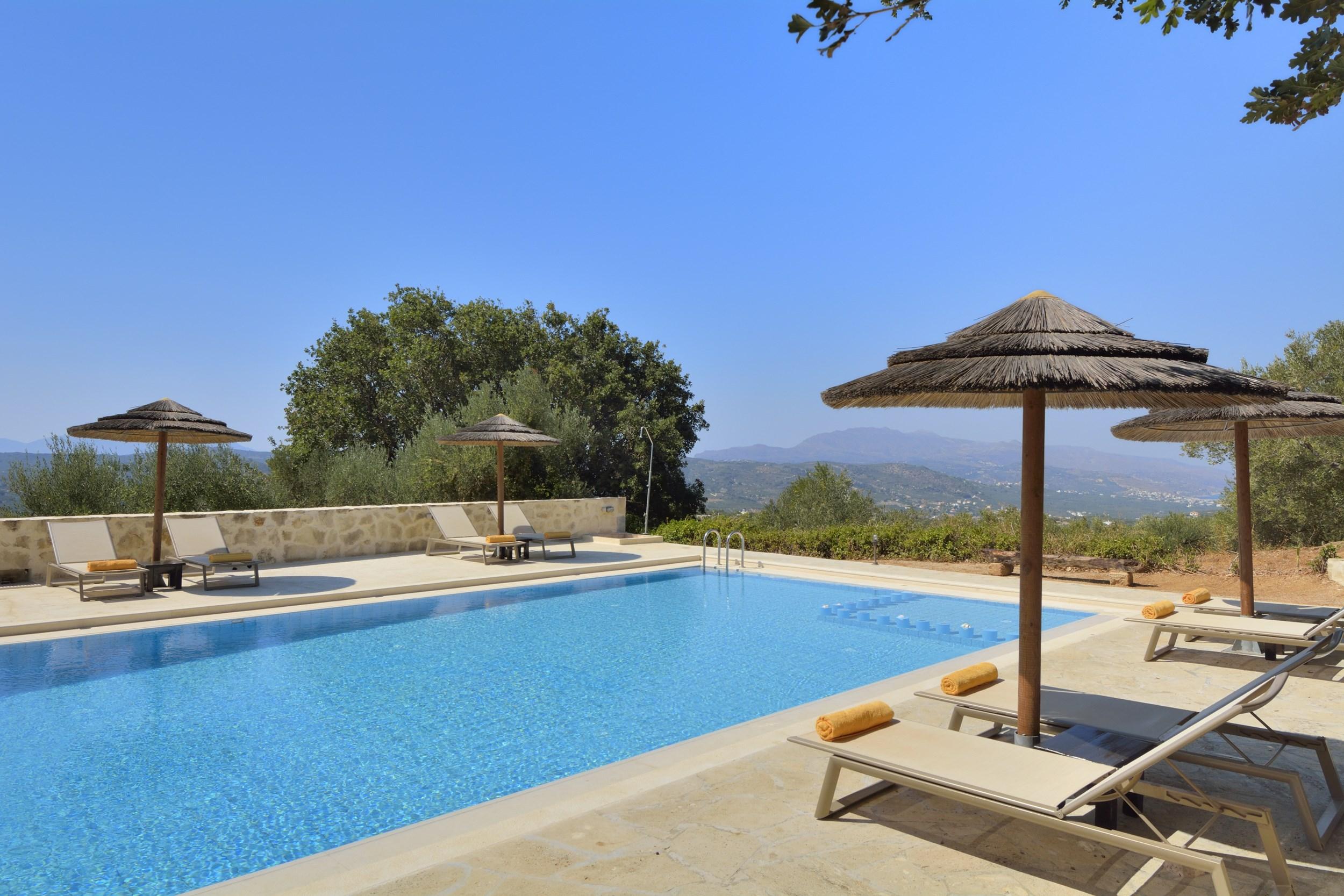 Holiday apartment Traditionelles Gstehaus zum Entspannen und Verjngen (2654597), Spilia, Crete North Coast, Crete, Greece, picture 14