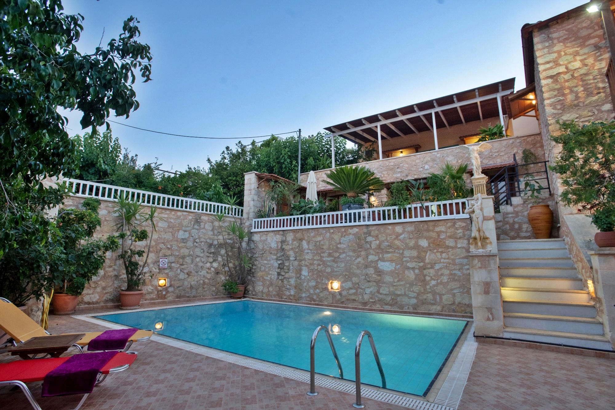 Ferienwohnung Gruppenunterkunft auf Kreta (2378870), Neon Khorion Kriti, Kreta Nordküste, Kreta, Griechenland, Bild 20
