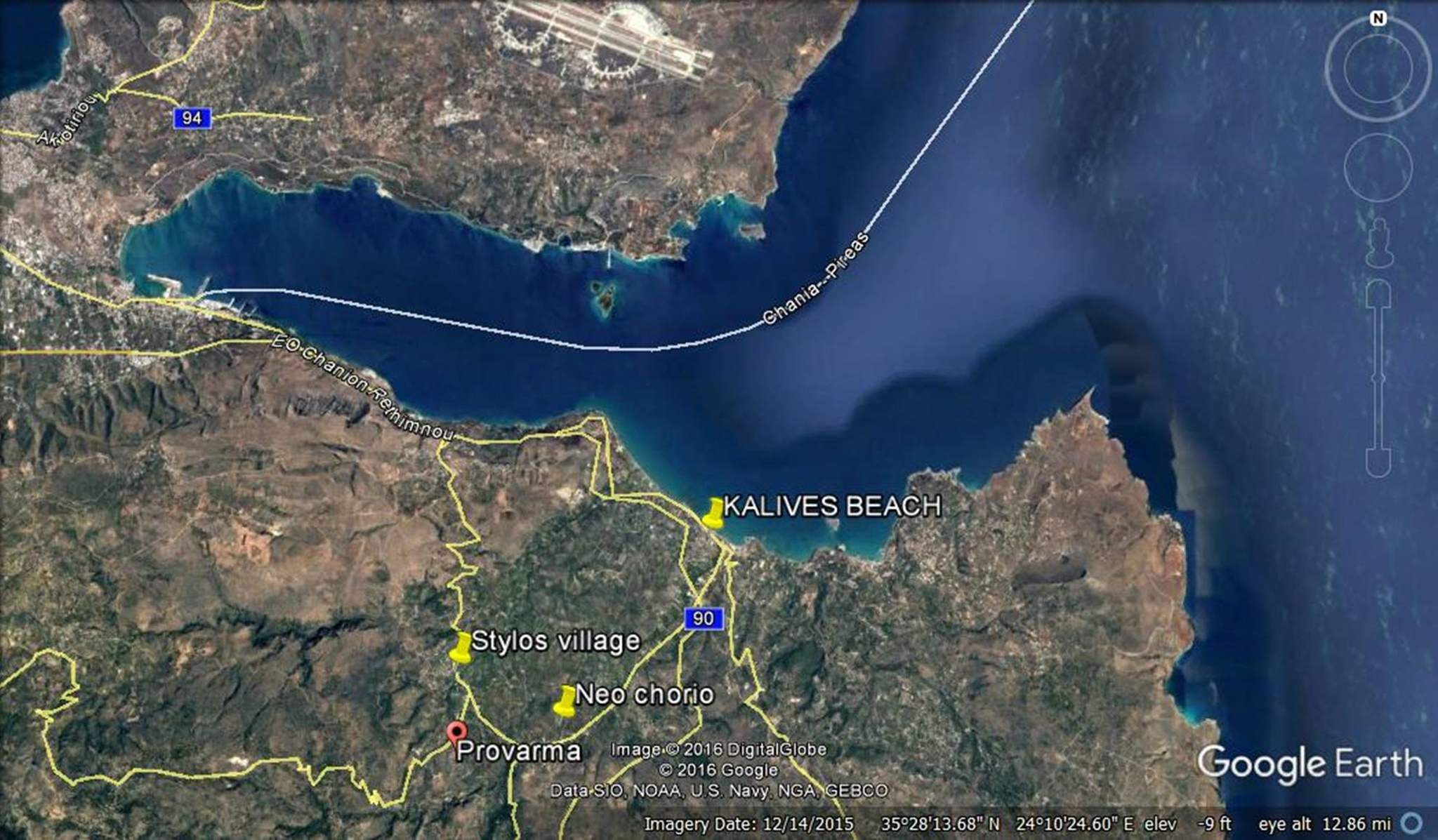 Ferienwohnung Gruppenunterkunft auf Kreta (2378870), Neon Khorion Kriti, Kreta Nordküste, Kreta, Griechenland, Bild 31