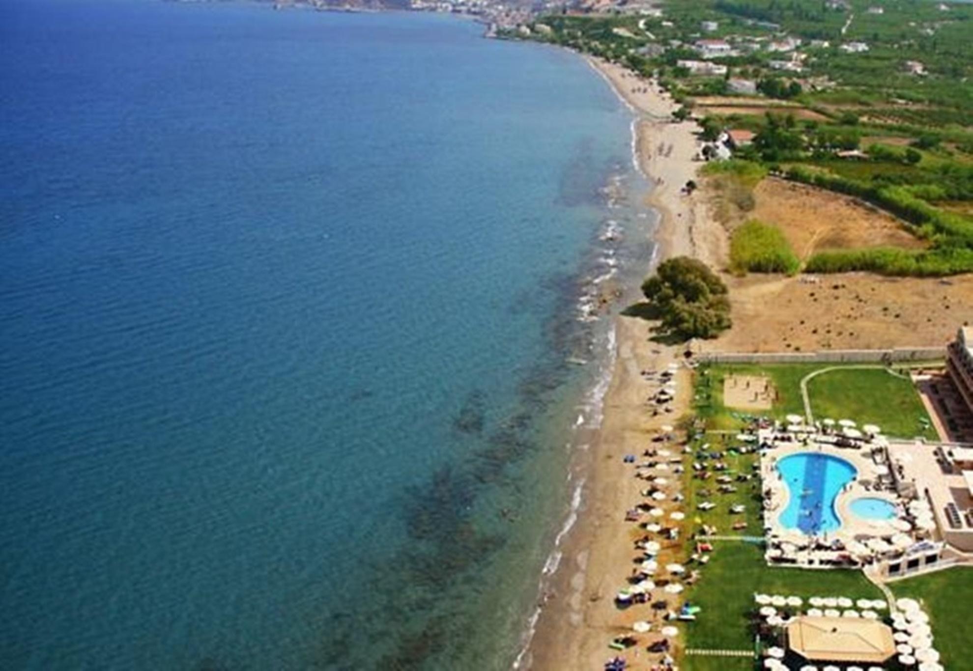Ferienhaus In der Nhe von Strnden, 2 hnliche Huser mit Pool zu teilen (2401991), Neon Khorion Kriti, Kreta Nordküste, Kreta, Griechenland, Bild 13