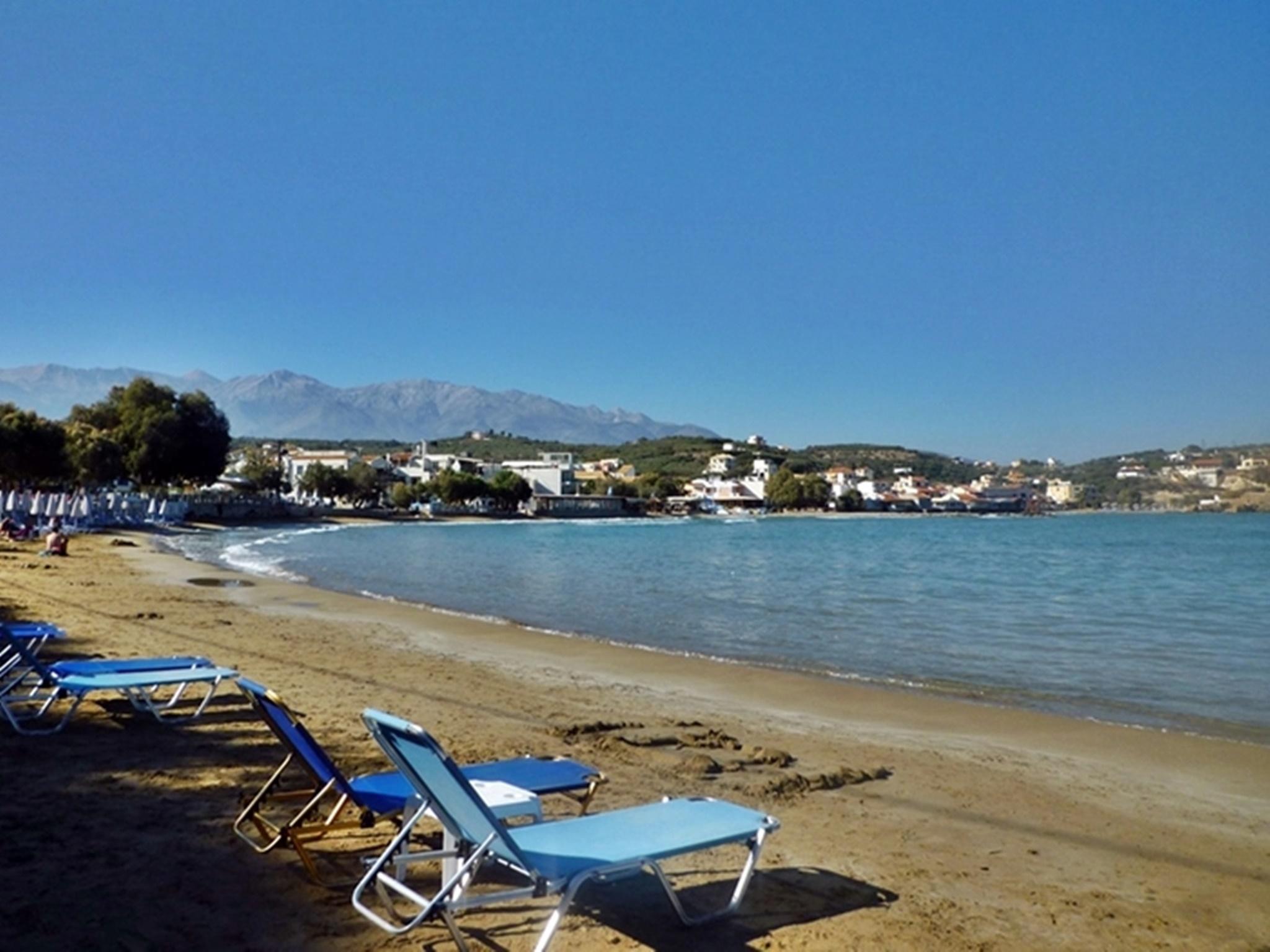 Ferienhaus In der Nhe von Strnden, 2 hnliche Huser mit Pool zu teilen (2401991), Neon Khorion Kriti, Kreta Nordküste, Kreta, Griechenland, Bild 10