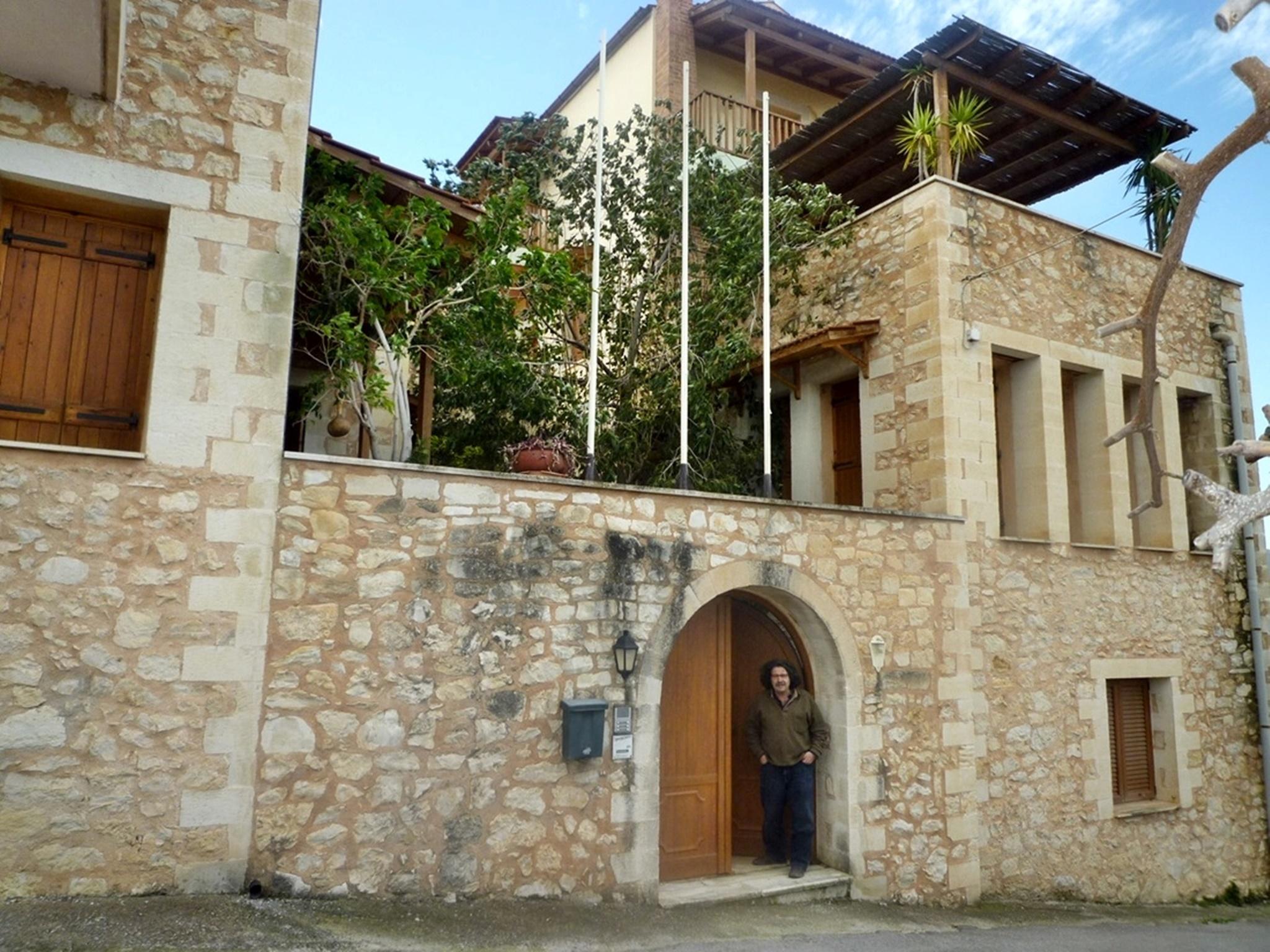 Ferienhaus In der Nhe von Strnden, 2 hnliche Huser mit Pool zu teilen (2401991), Neon Khorion Kriti, Kreta Nordküste, Kreta, Griechenland, Bild 11