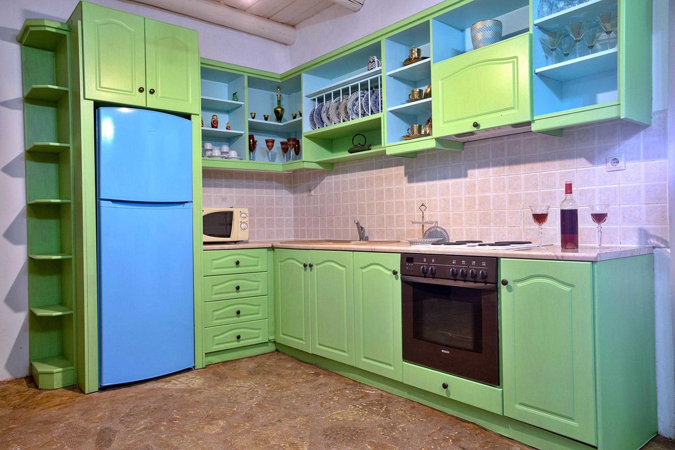 Ferienhaus Haus und Studio annektiert - Ideal groe Familien - kleines Dorf, nahe Strnde (2598996), Neon Khorion Kriti, Kreta Nordküste, Kreta, Griechenland, Bild 9