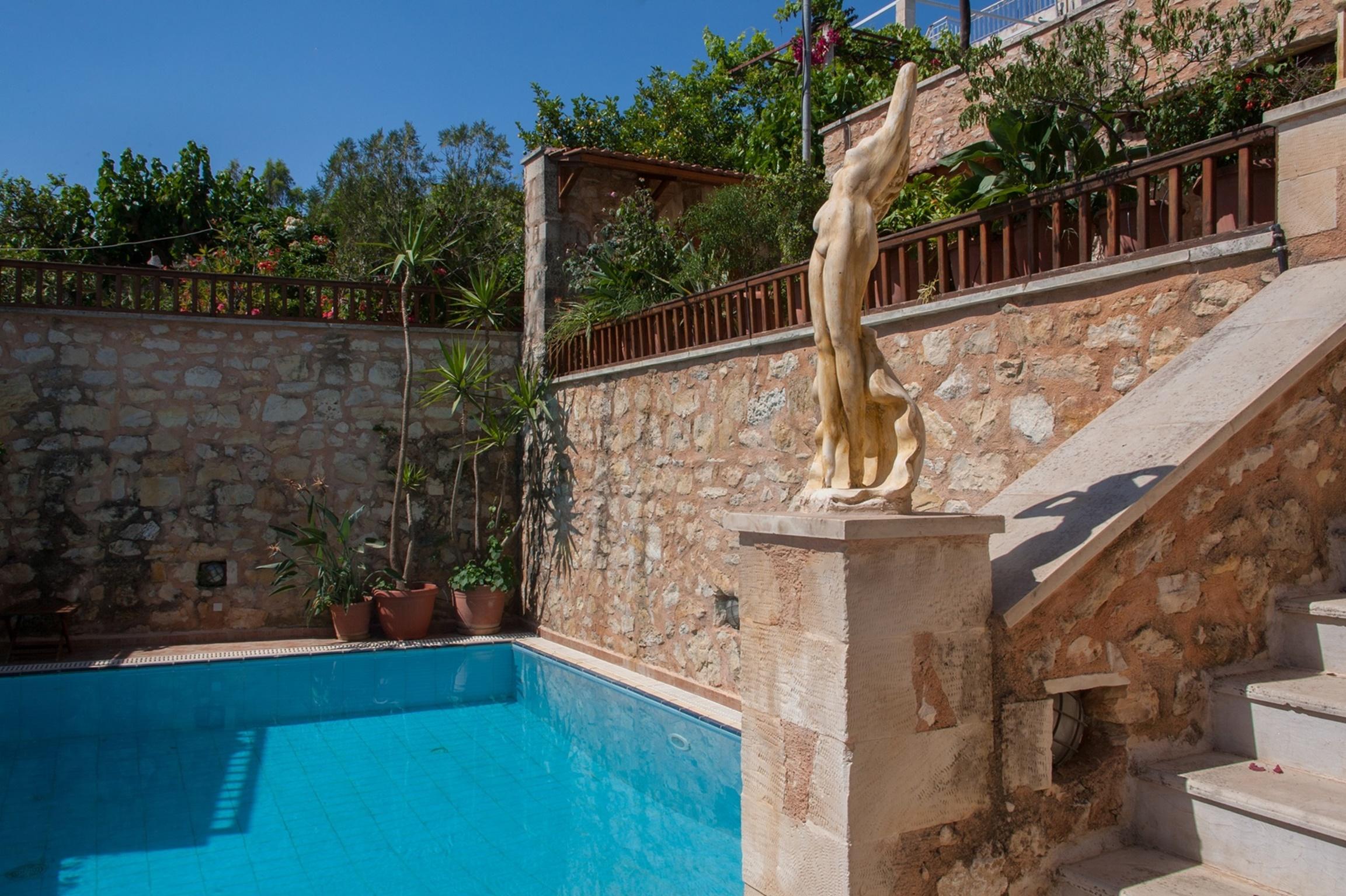 Ferienhaus Haus und Studio annektiert - Ideal groe Familien - kleines Dorf, nahe Strnde (2598996), Neon Khorion Kriti, Kreta Nordküste, Kreta, Griechenland, Bild 3