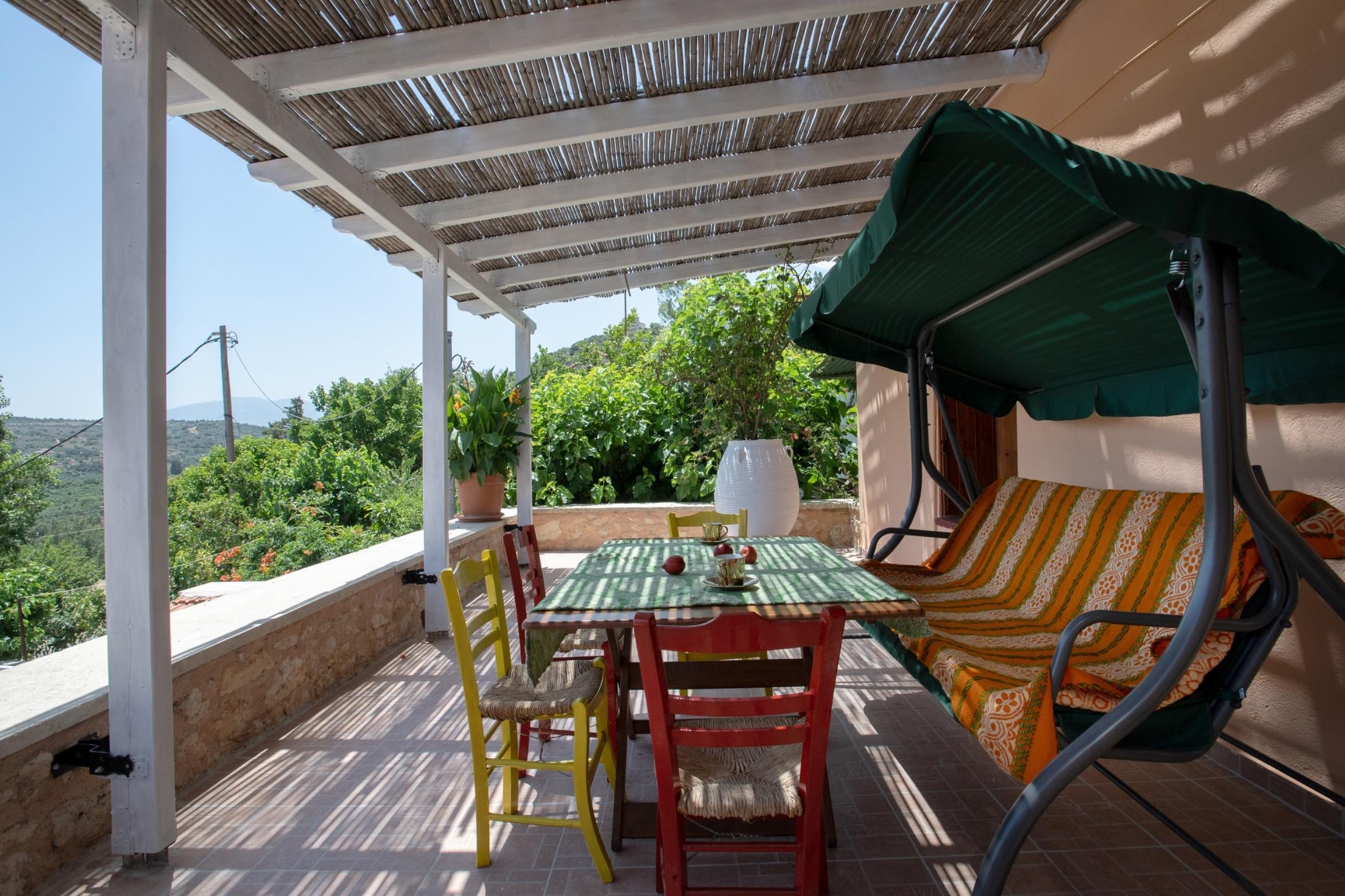 Ferienhaus Haus und Studio annektiert - Ideal groe Familien - kleines Dorf, nahe Strnde (2598996), Neon Khorion Kriti, Kreta Nordküste, Kreta, Griechenland, Bild 16