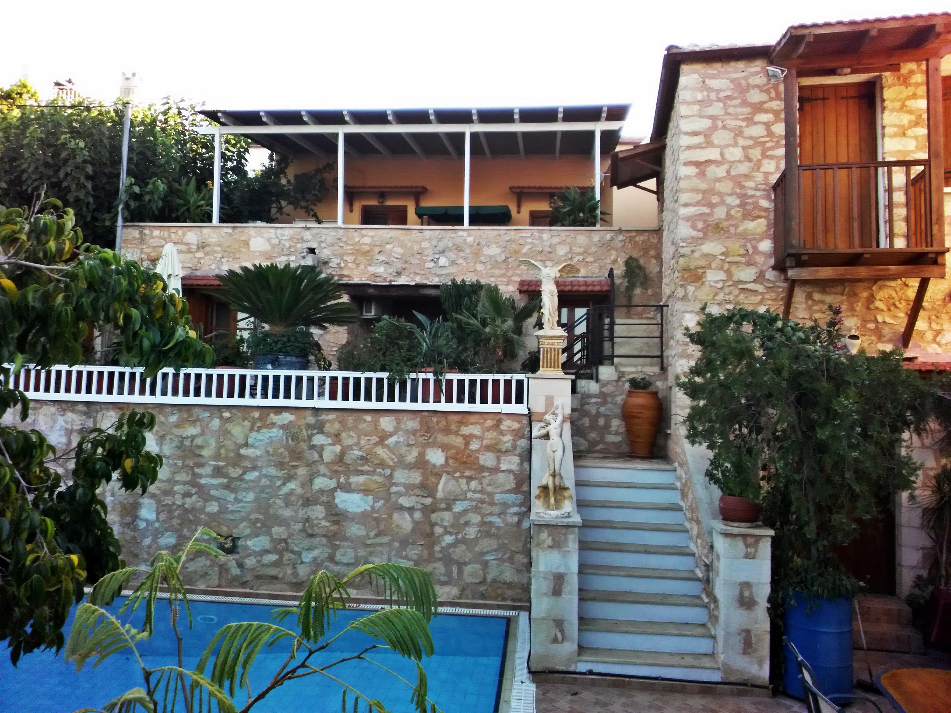 Ferienhaus Haus und Studio annektiert - Ideal groe Familien - kleines Dorf, nahe Strnde (2598996), Neon Khorion Kriti, Kreta Nordküste, Kreta, Griechenland, Bild 1