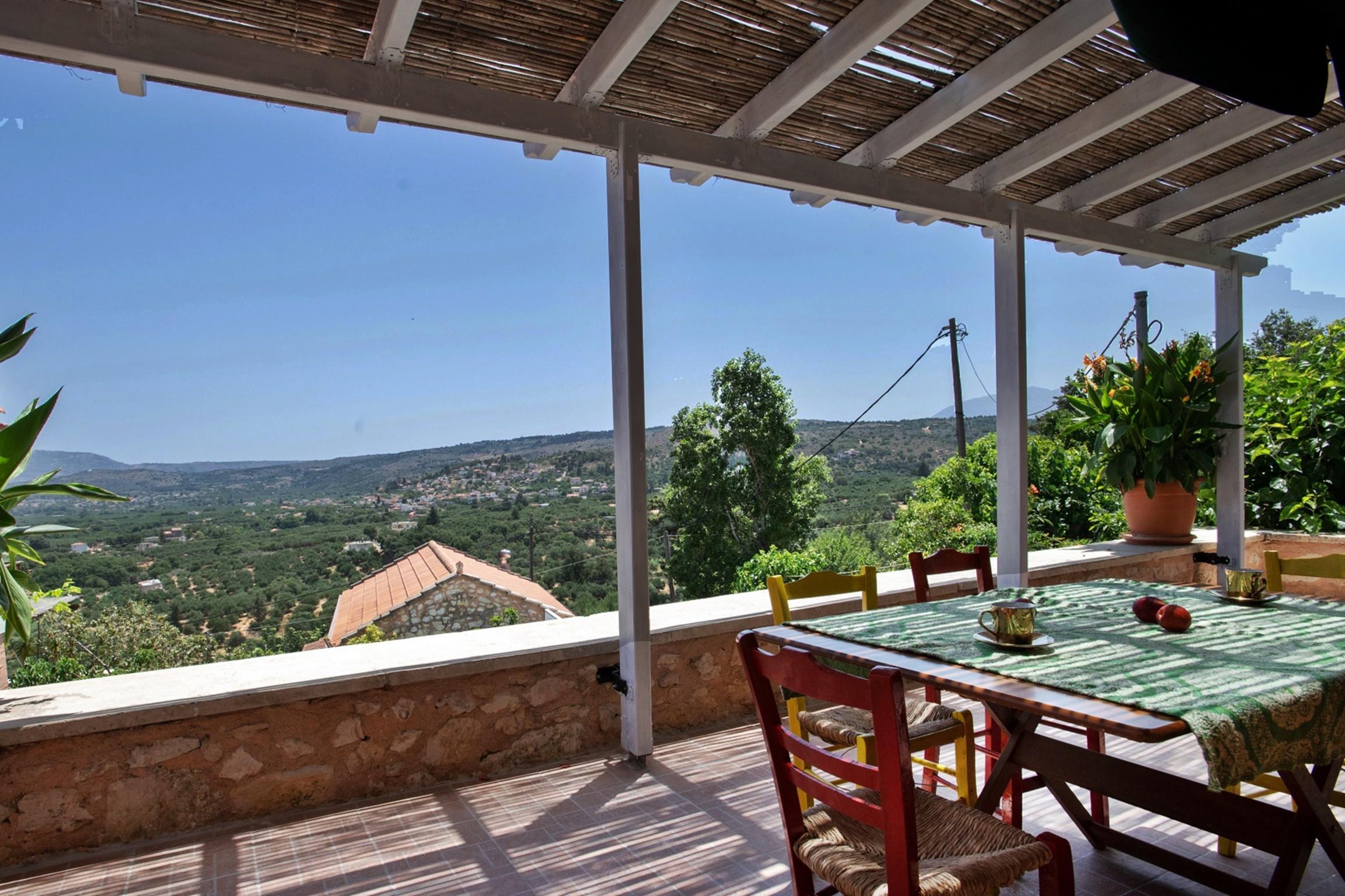 Ferienhaus Haus und Studio annektiert - Ideal groe Familien - kleines Dorf, nahe Strnde (2598996), Neon Khorion Kriti, Kreta Nordküste, Kreta, Griechenland, Bild 17