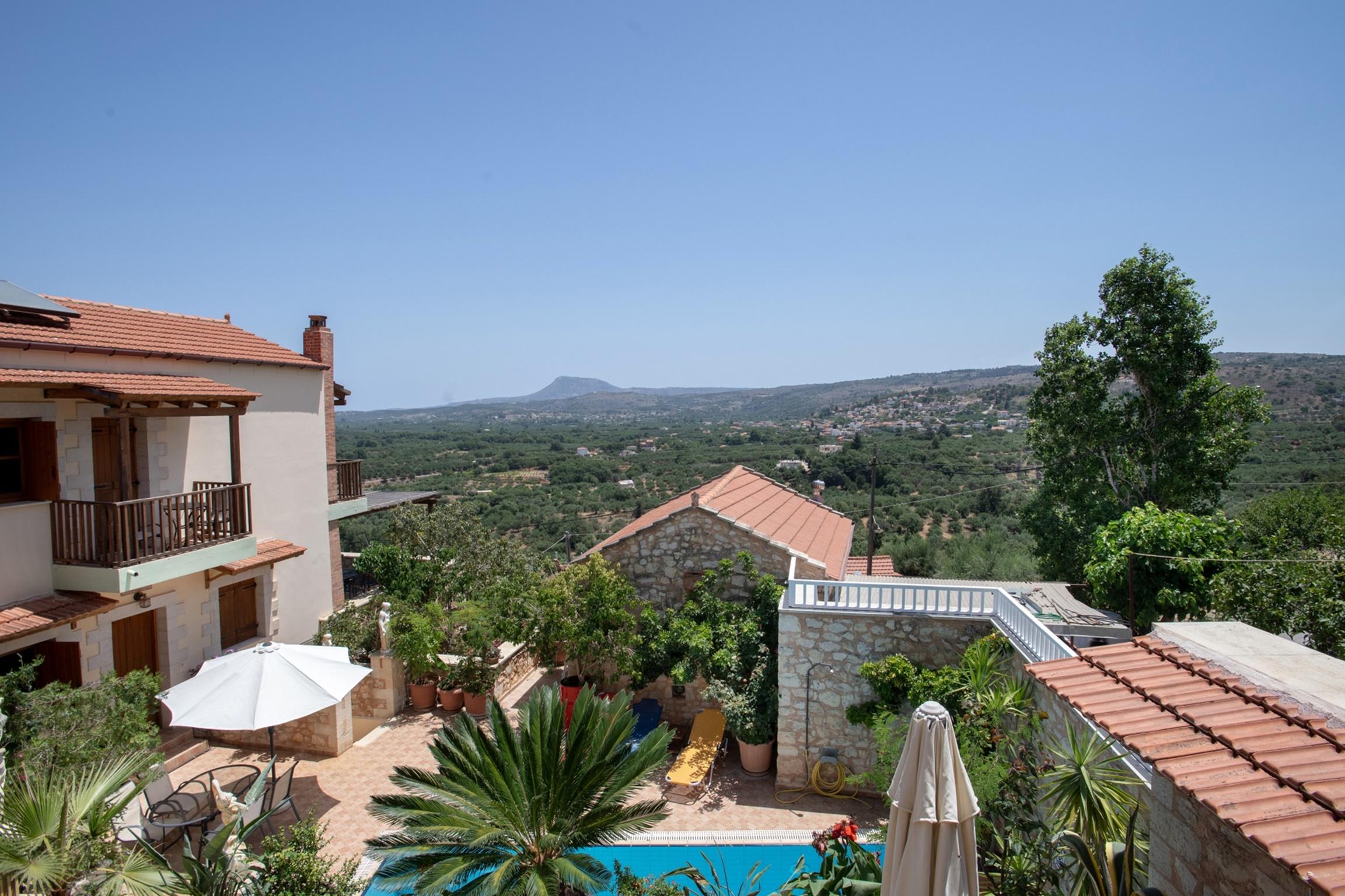 Ferienhaus Haus und Studio annektiert - Ideal groe Familien - kleines Dorf, nahe Strnde (2598996), Neon Khorion Kriti, Kreta Nordküste, Kreta, Griechenland, Bild 18