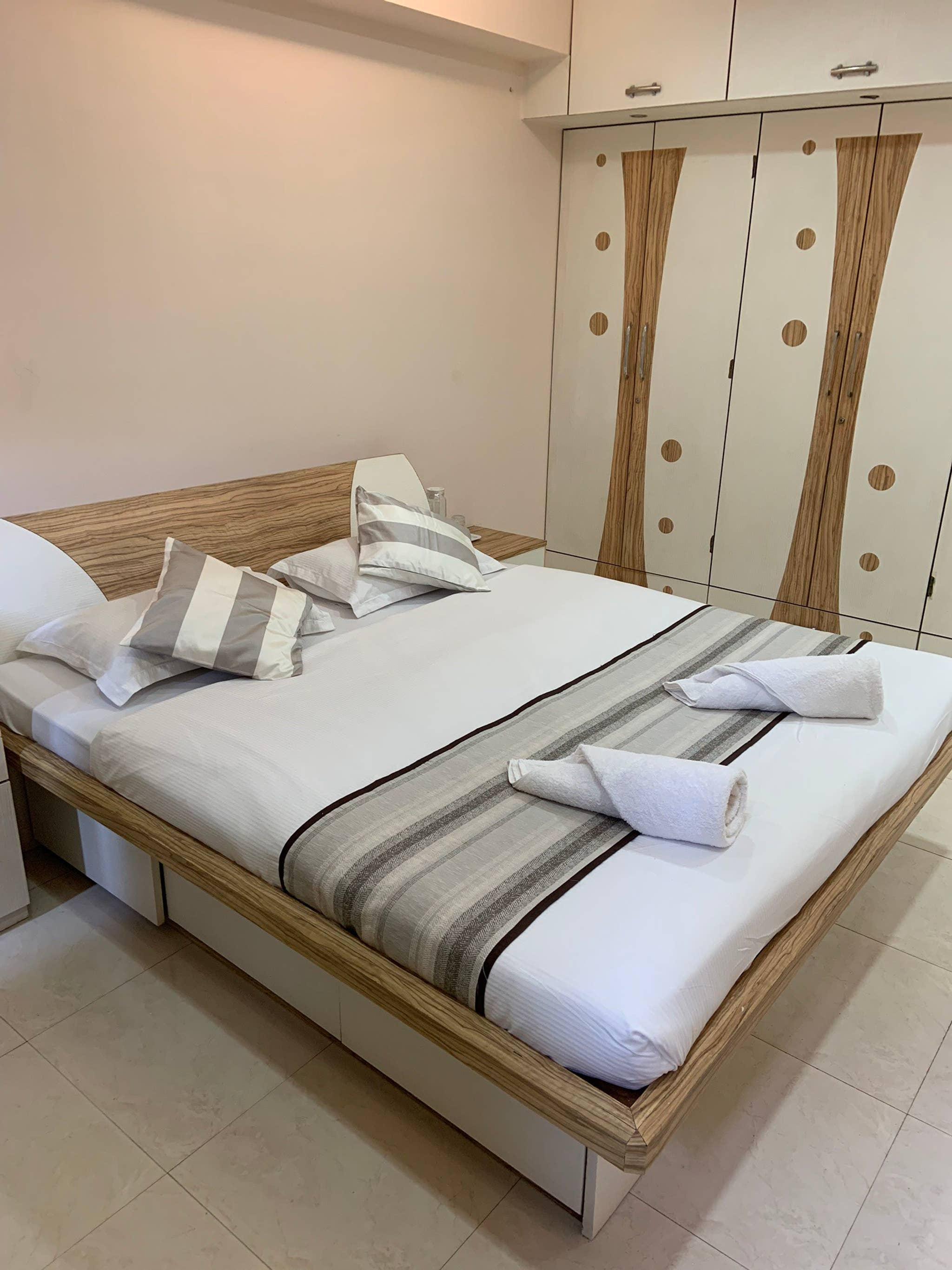 Komfortabler und entspannender Aufenthalt in Bandra East