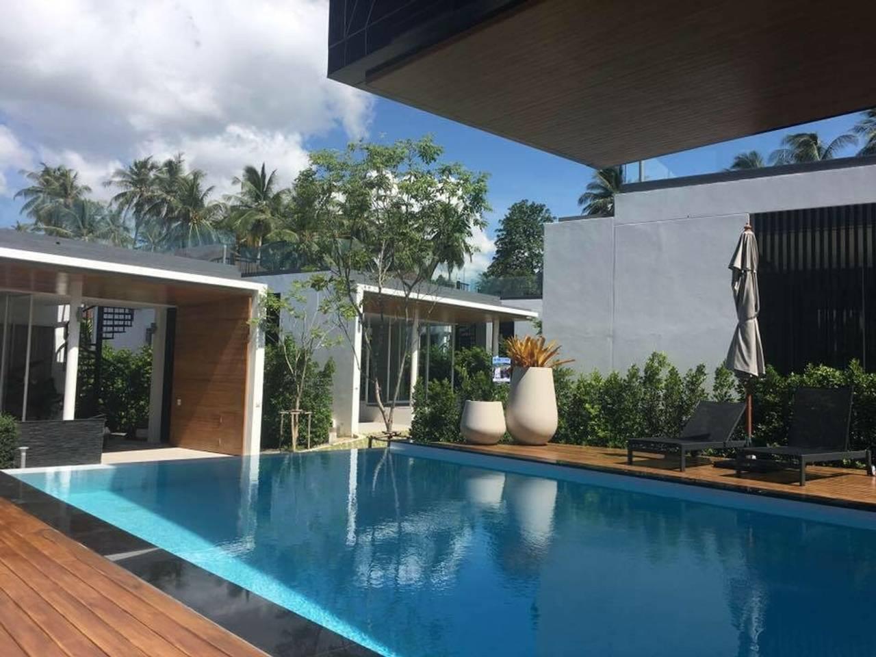 Samui Grand Park Villa B6 - Schwan Villa