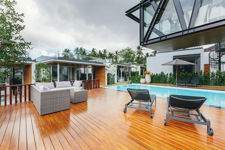 Samui Grand Park Villa A2 - 3 Bedroom