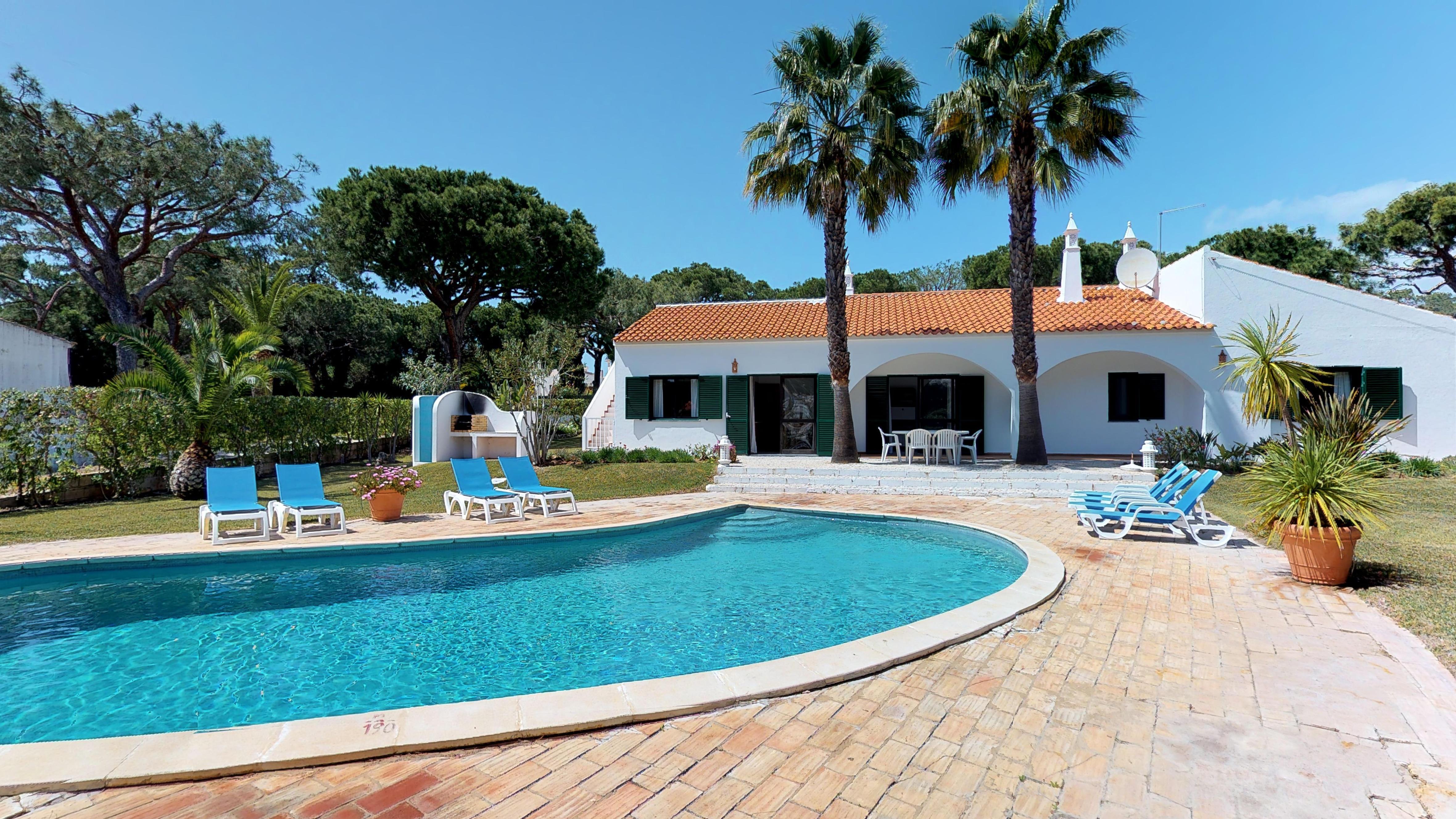 Villa Tolima Vilamoura 4 Schlafzimmer mit Pool