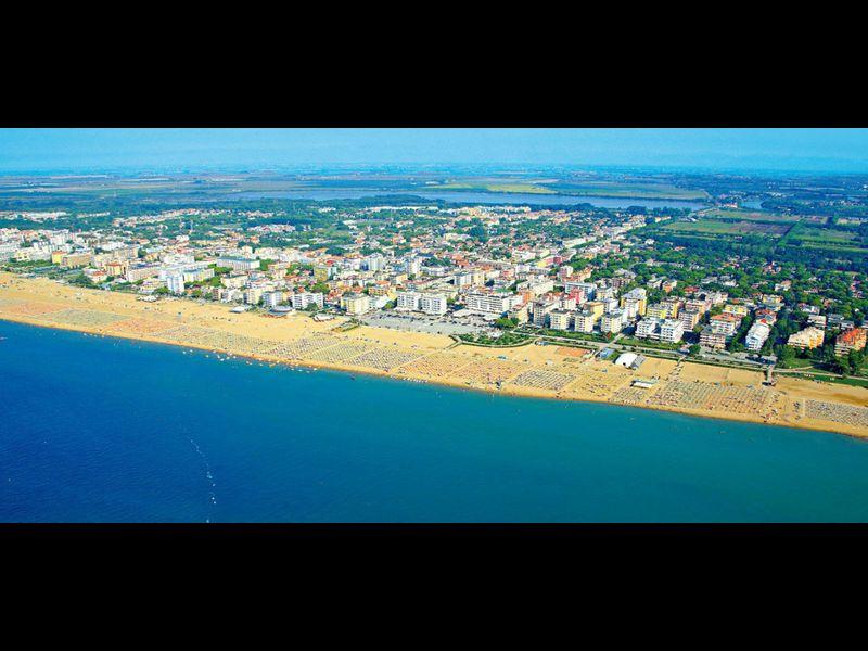 Villetta vicino alla spiaggia a Bibione Pineda