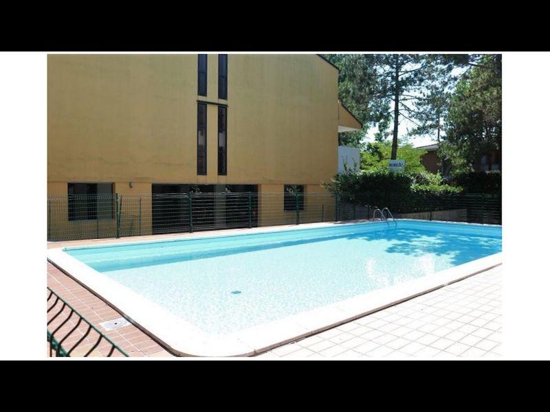 Villa Bibione Complex with pool