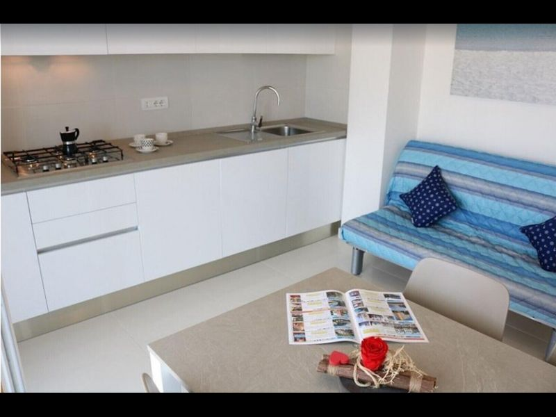 Apartment with Sea View just 50 meters from the beach - beach place