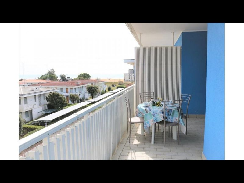 Superb Apartment with Sea View - Including Beach Place