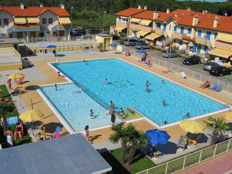 Residence a Rosolina Mare perfetto per una famiglia o amici