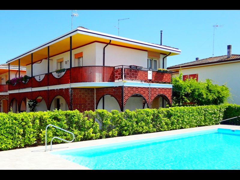 Beautiful Village With Swimming Pool - Tv - A/c