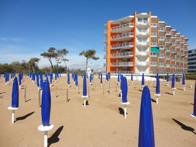 Beachfront Apartment With Sea View