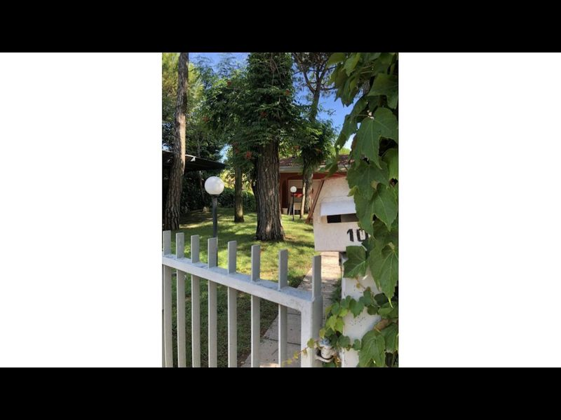 Beautiful villa with private garden near the beach