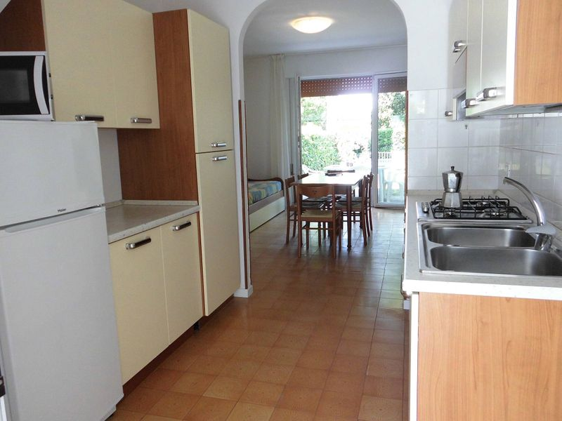 Beautiful Villa For 6 People - Tv - A/c