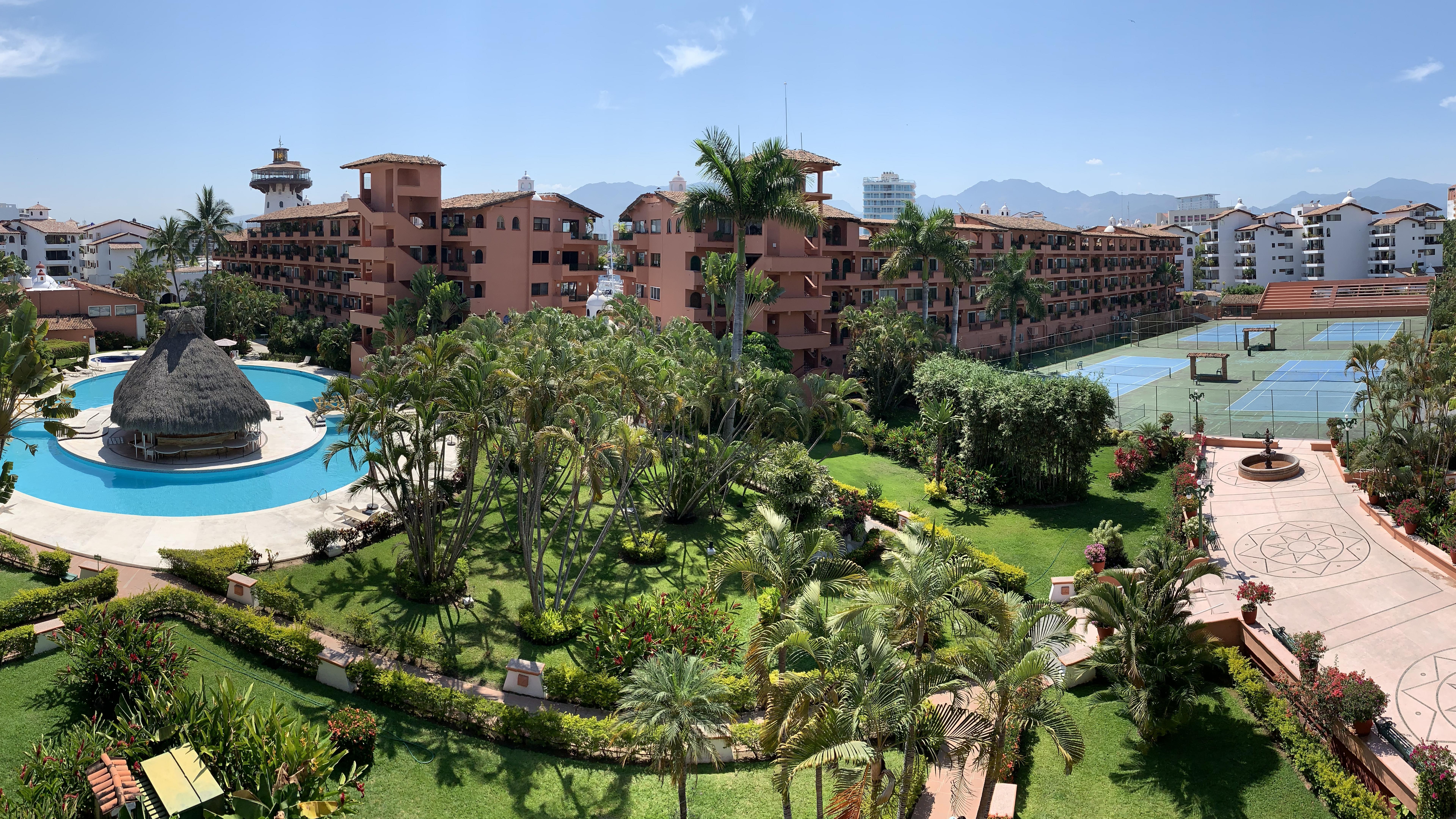 Sonniges Apartment im Herzen der exklusiven Marina Vallarta
