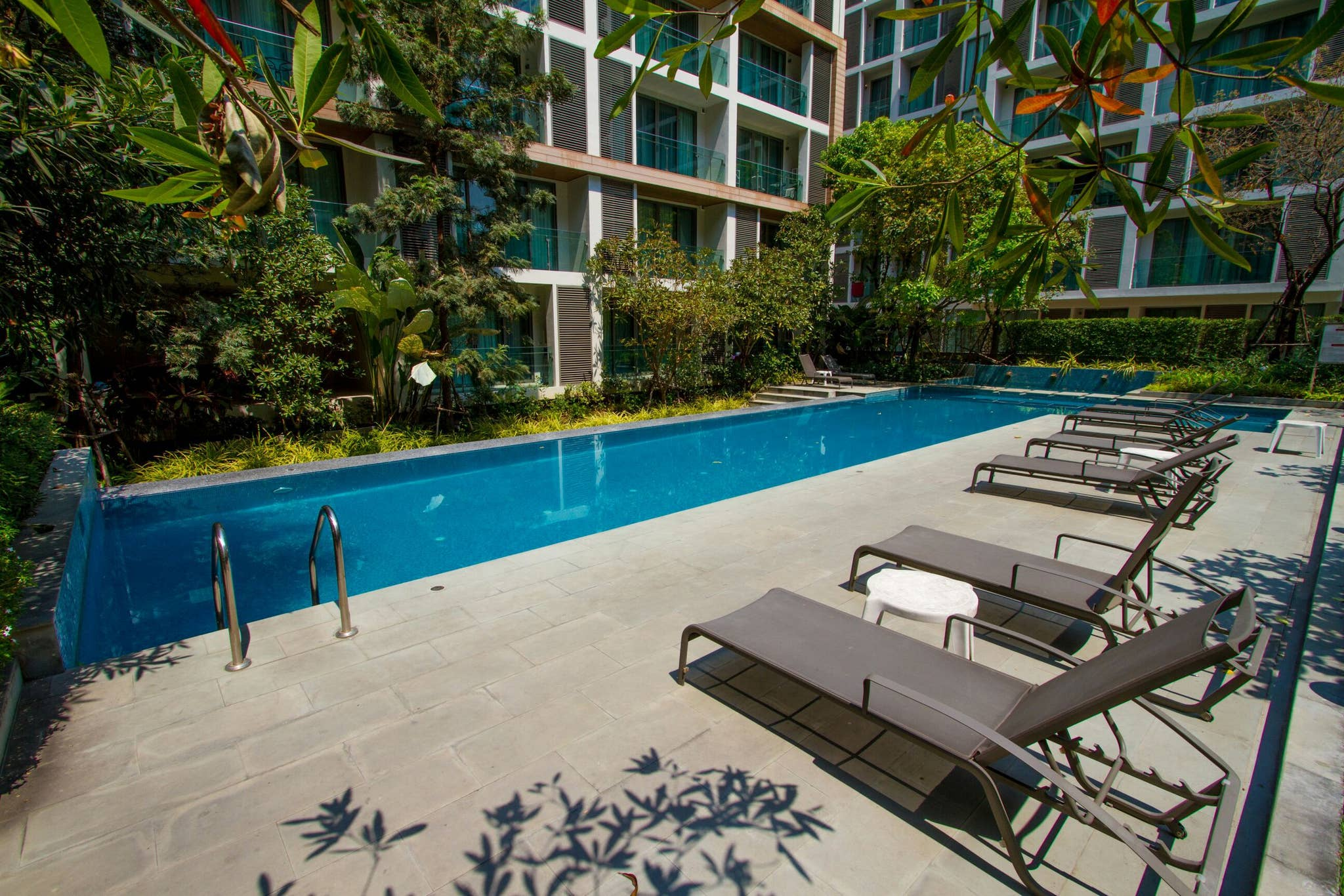 Luxury Condo nimman, Best Location, Poolsauna