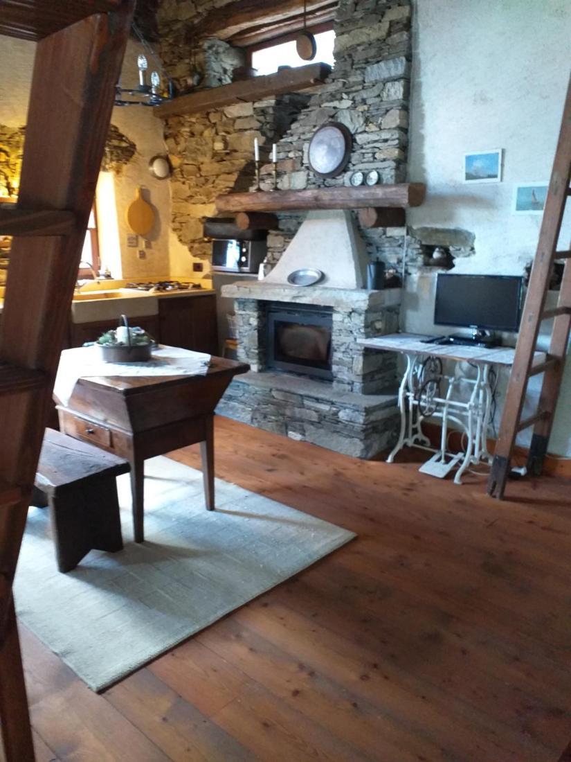 Ferienhaus Romantisches Haus Cristina (2817225), Gonte, Lago Maggiore (IT), Piemont, Italien, Bild 5