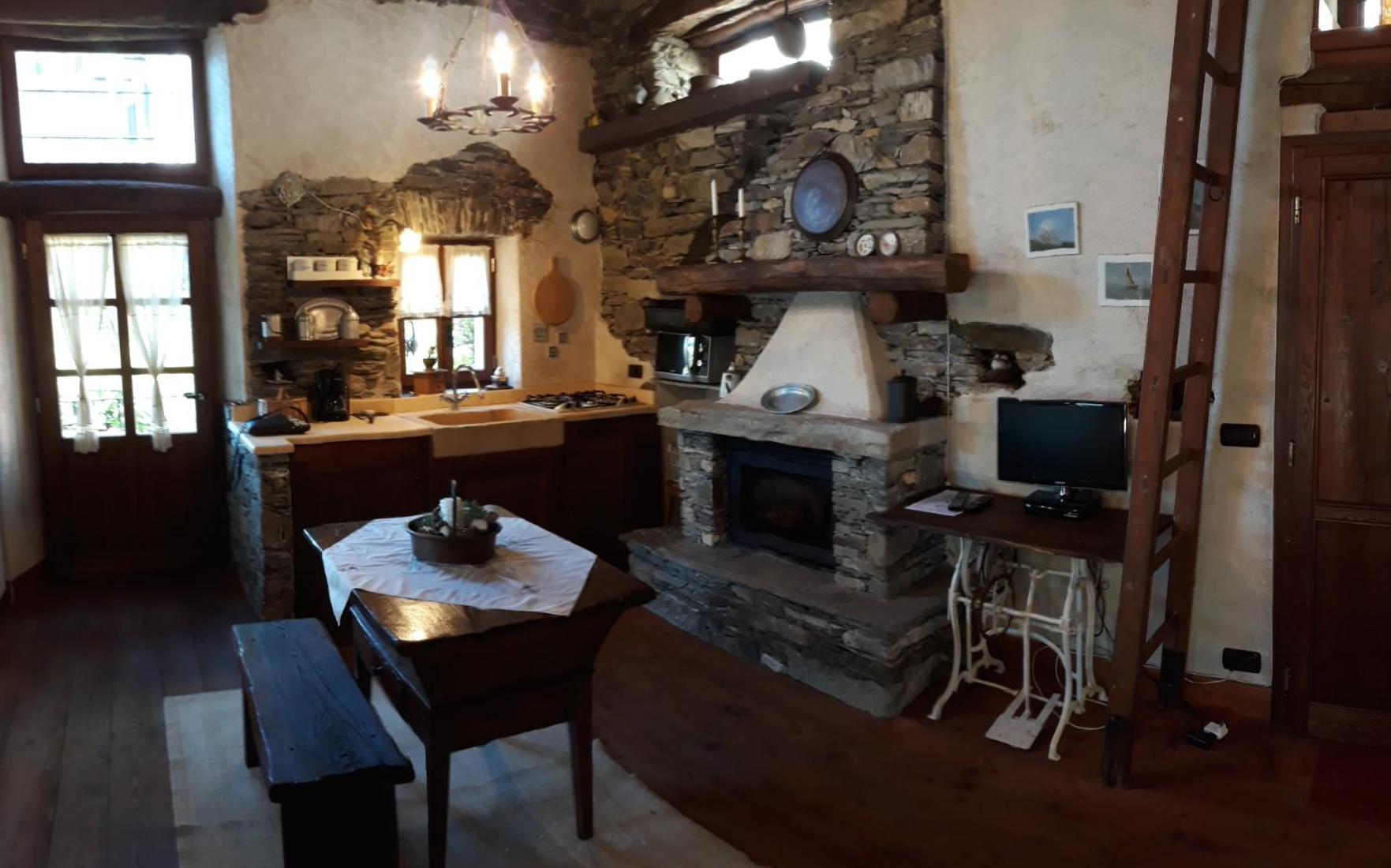 Ferienhaus Romantisches Haus Cristina (2817225), Gonte, Lago Maggiore (IT), Piemont, Italien, Bild 8