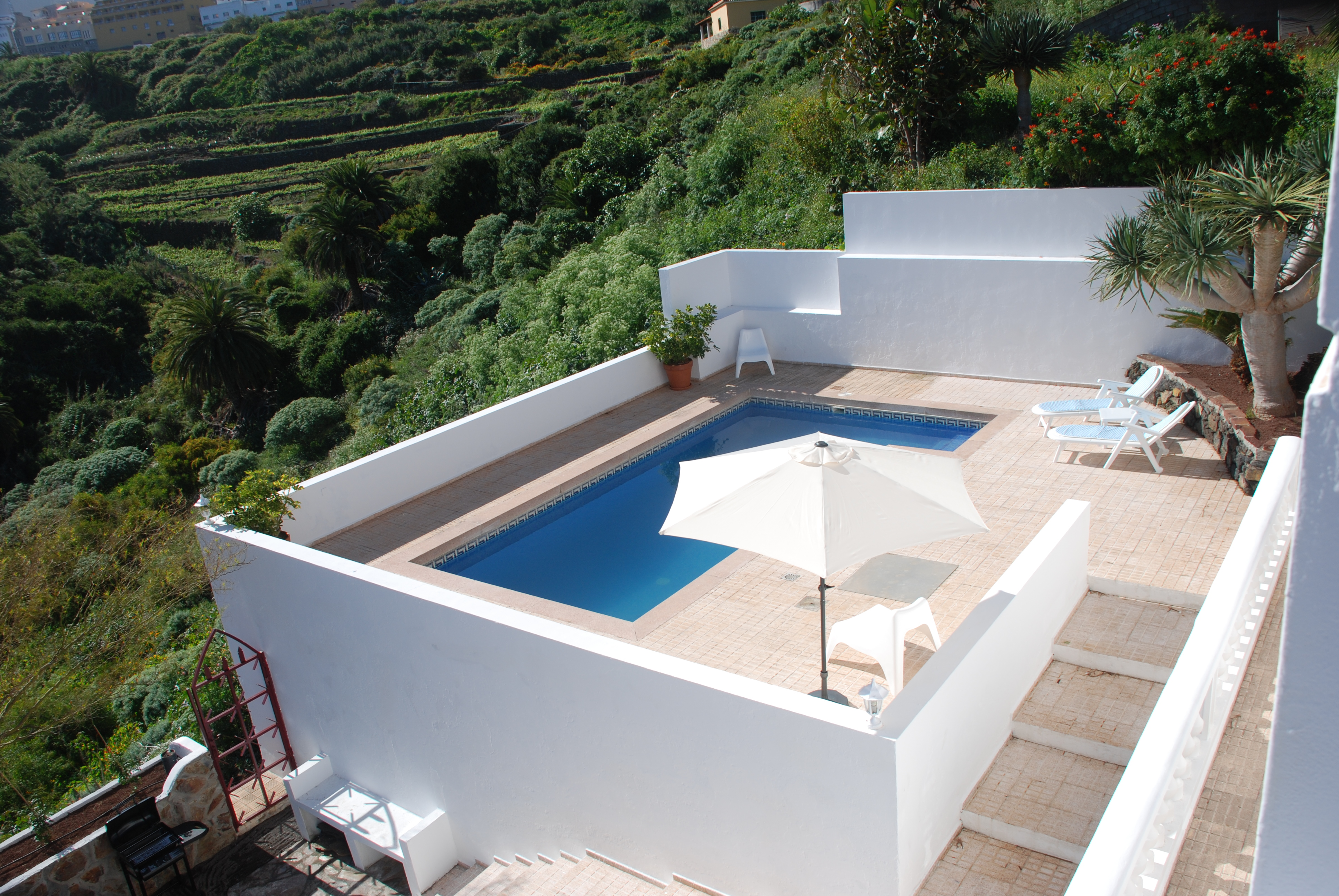 Maison de vacances Villa Vista La Quinta beheizbarer Pool kostenloses WLAN Grill (2124407), Santa Ursula, Ténérife, Iles Canaries, Espagne, image 83