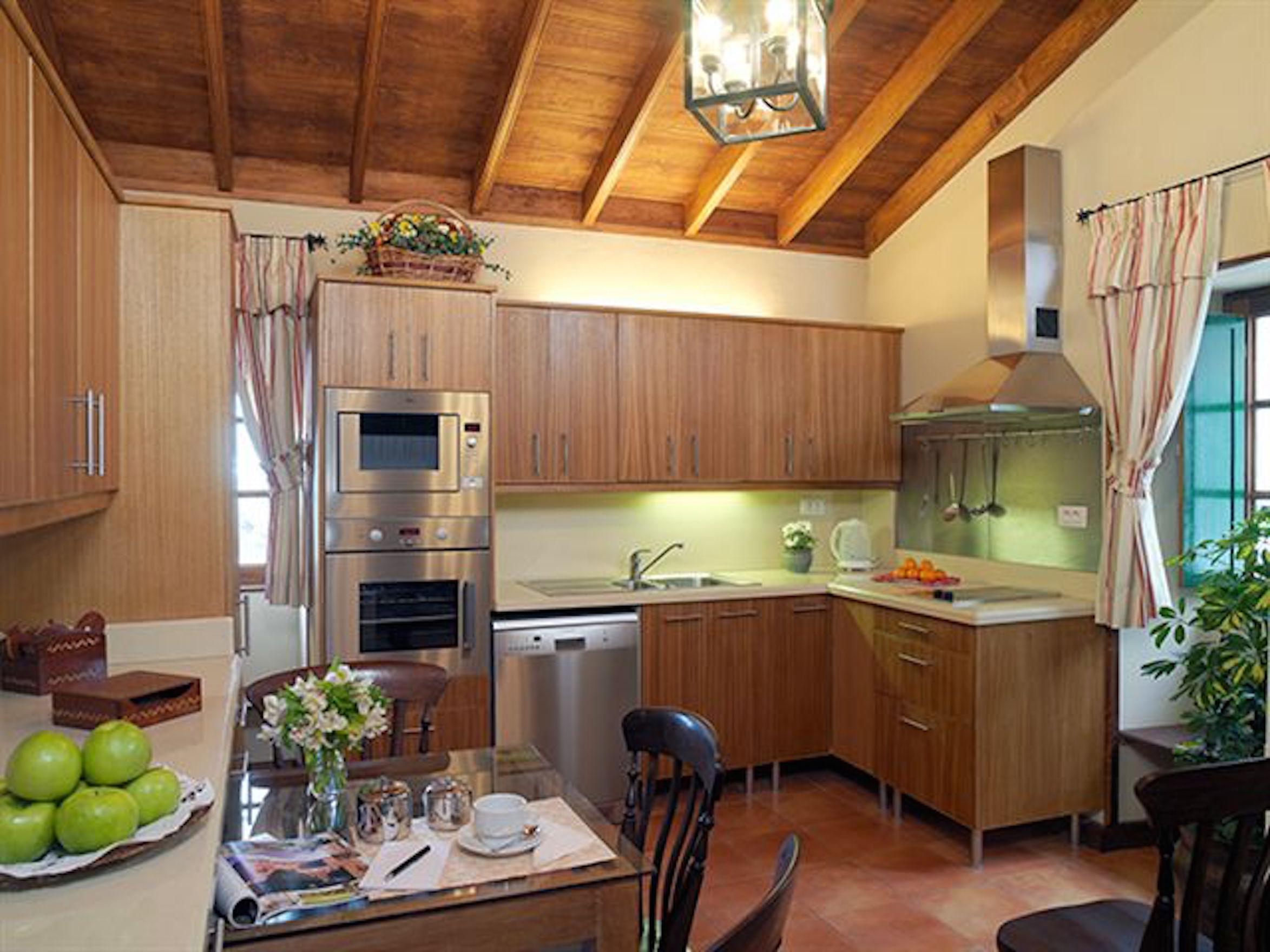 Maison de vacances La Hacienda, Free Wifi Grill (2196689), Garachico, Ténérife, Iles Canaries, Espagne, image 6