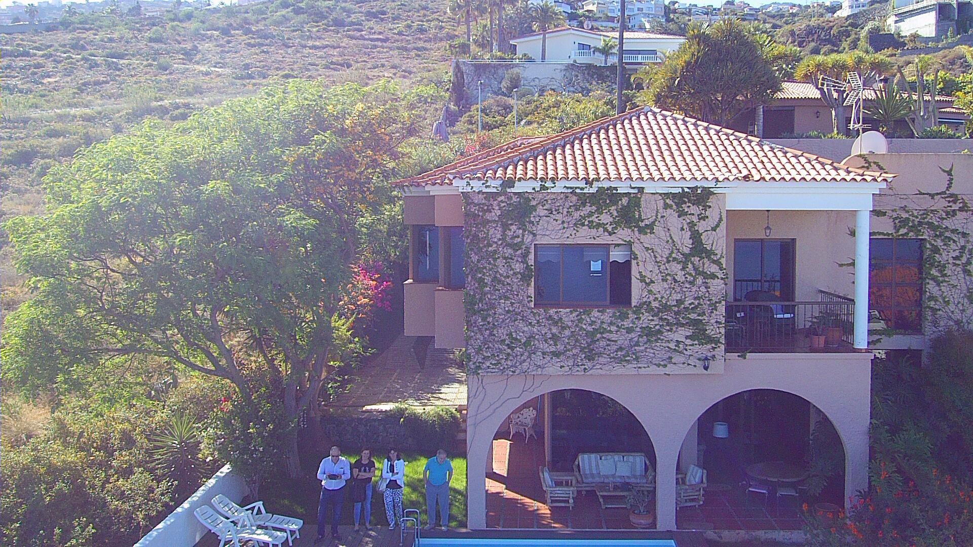 Maison de vacances Villa Jacaranda El Sauzal, prächtiges Anwesen mit einer sehr persönlichen Dekoration. (2379458), El Sauzal, Ténérife, Iles Canaries, Espagne, image 6