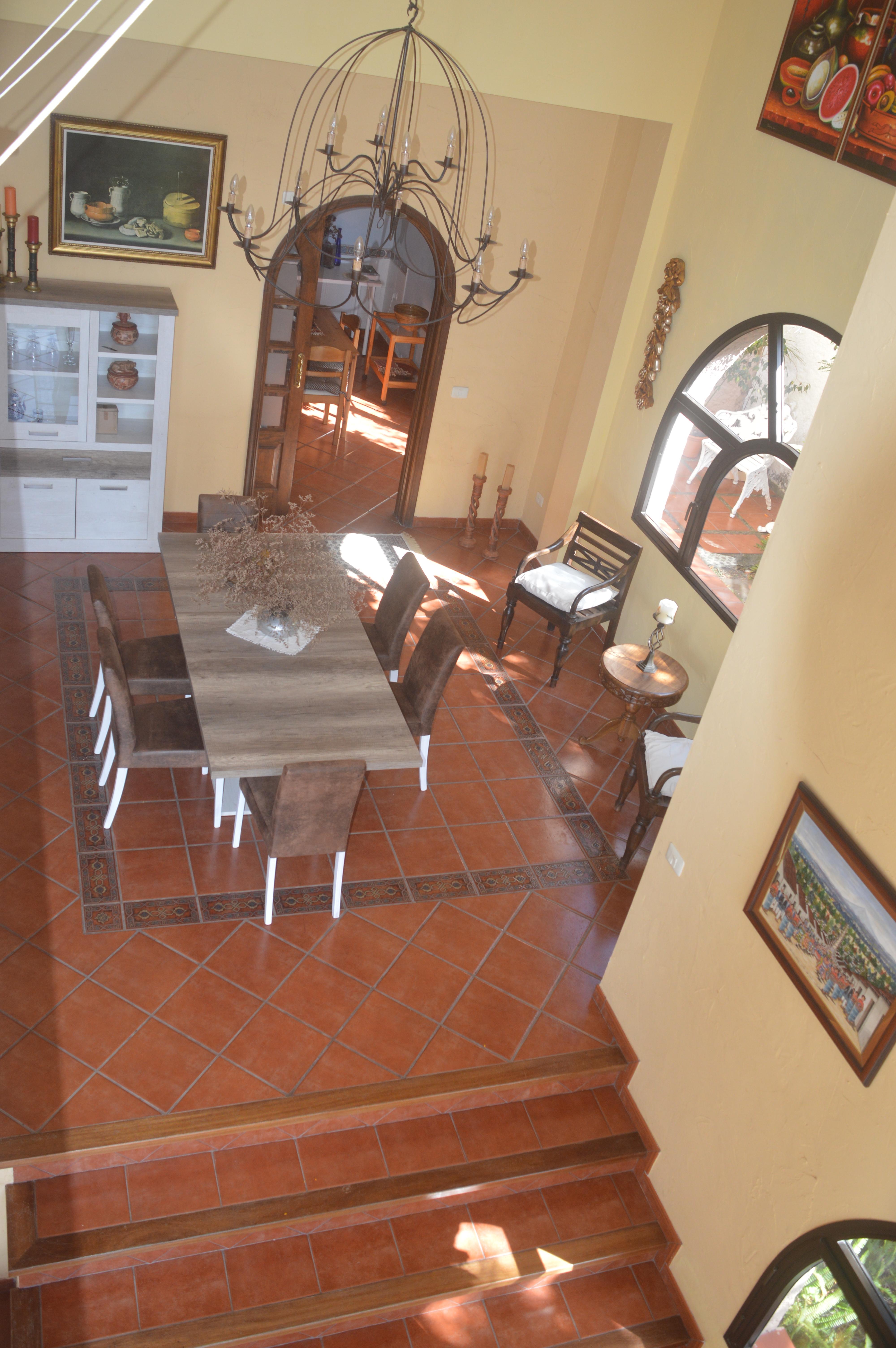 Maison de vacances Villa Jacaranda El Sauzal, prächtiges Anwesen mit einer sehr persönlichen Dekoration. (2379458), El Sauzal, Ténérife, Iles Canaries, Espagne, image 21