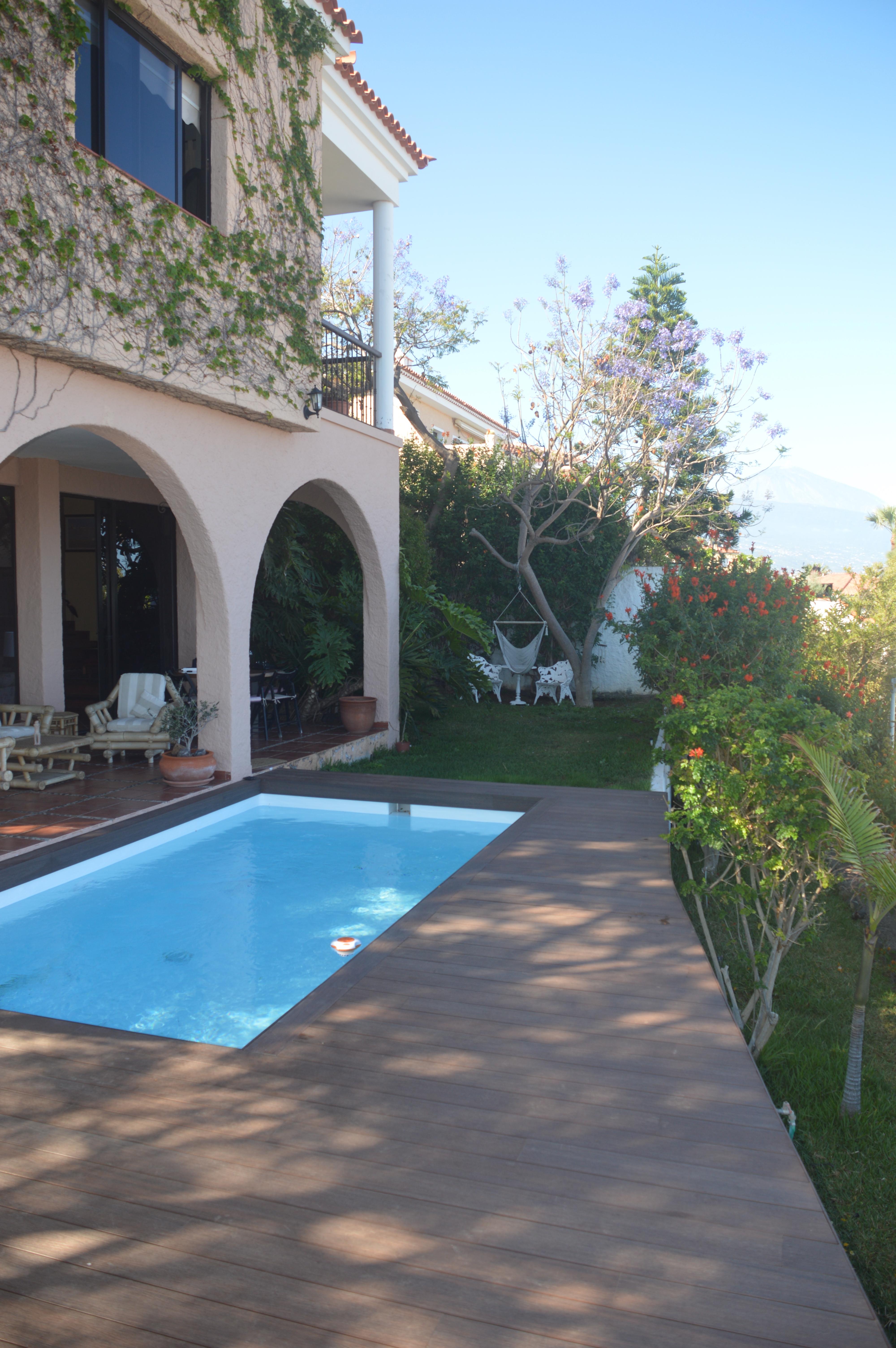 Maison de vacances Villa Jacaranda El Sauzal, prächtiges Anwesen mit einer sehr persönlichen Dekoration. (2379458), El Sauzal, Ténérife, Iles Canaries, Espagne, image 36